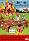 Cover for Peter Wheat News (Peter Wheat Bread and Bakers Associates, 1948 series) #60
