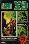 Cover for Agent X9 (Semic, 1976 series) #7/1979