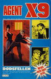 Cover for Agent X9 (Semic, 1976 series) #8/1979