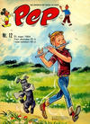 Cover for Pep (Geïllustreerde Pers, 1962 series) #12/1964