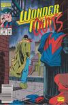Cover for Wonder Man (Marvel, 1991 series) #18 [Newsstand]
