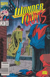 Cover Thumbnail for Wonder Man (1991 series) #18 [Newsstand]