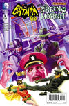 Cover for Batman '66 Meets Green Hornet (DC, 2014 series) #3