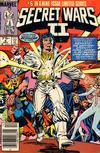 Cover for Secret Wars II (Marvel, 1985 series) #6 [Newsstand]