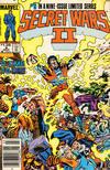 Cover for Secret Wars II (Marvel, 1985 series) #9 [Newsstand]