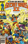 Cover Thumbnail for Secret Wars II (1985 series) #9 [Newsstand]