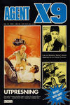 Cover for Agent X9 (Semic, 1976 series) #10/1979