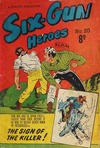 Cover for Six-Gun Heroes (Cleland, 1949 series) #20