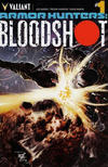 Cover Thumbnail for Armor Hunters: Bloodshot (2014 series) #1 [Cover A - Philip Tan]