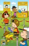 Cover for Peanuts (Boom! Studios, 2012 series) #1 [San Diego ComiCon variant]