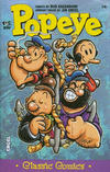 Cover for Classic Popeye (IDW, 2012 series) #24 [Jim Engel variant cover]