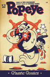 Cover for Classic Popeye (IDW, 2012 series) #17 [Chogrin Muñoz variant cover]