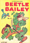 Cover for Beetle Bailey (Yaffa / Page, 1963 series) #17