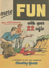 Cover Thumbnail for More Fun with Your 22 Rifle (1950 series)  [4th edition]