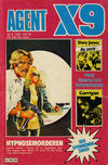 Cover for Agent X9 (Semic, 1976 series) #8/1980