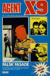 Cover for Agent X9 (Semic, 1976 series) #12/1979