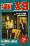 Cover for Agent X9 (Semic, 1976 series) #2/1980