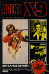 Cover for Agent X9 (Semic, 1976 series) #5/1980