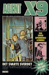 Cover for Agent X9 (Semic, 1976 series) #6/1980