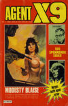 Cover for Agent X9 (Semic, 1976 series) #7/1980