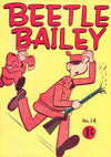 Cover for Beetle Bailey (Yaffa / Page, 1963 series) #14