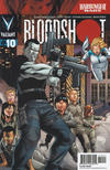 Cover for Bloodshot (Valiant Entertainment, 2012 series) #10 [Cover B - Pullbox Edition - Clayton Crain]