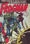 Cover for Frogman (Horwitz, 1953 ? series) #14