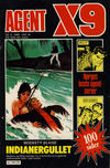 Cover for Agent X9 (Semic, 1976 series) #9/1980