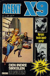 Cover for Agent X9 (Semic, 1976 series) #11/1980