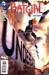 Cover for Batgirl (DC, 2011 series) #34