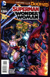 Cover for Superman / Wonder Woman (DC, 2013 series) #11