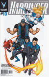 Cover Thumbnail for Harbinger (2012 series) #10 [Cover B - Khari Evans]