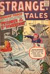 Cover for Strange Tales (Marvel, 1951 series) #103 [British]
