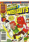 Cover for Harvey Wiseguys (Harvey, 1987 series) #2 [$1.25 Price Variant]