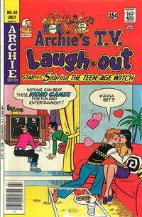 Cover Thumbnail for Archie's TV Laugh-Out (Archie, 1969 series) #50