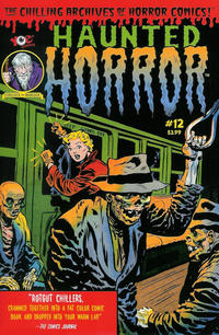 Cover Thumbnail for Haunted Horror (IDW, 2012 series) #12