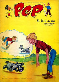 Cover Thumbnail for Pep (Geïllustreerde Pers, 1962 series) #44/1964