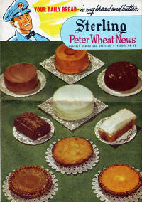 Cover Thumbnail for Peter Wheat News (Peter Wheat Bread and Bakers Associates, 1948 series) #63