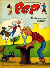 Cover Thumbnail for Pep (Geïllustreerde Pers, 1962 series) #46/1964