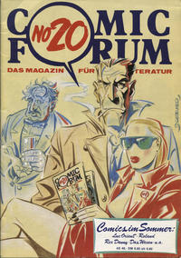 Cover Thumbnail for Comic Forum (Comicothek, 1979 series) #20