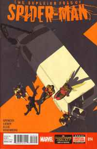 Cover Thumbnail for The Superior Foes of Spider-Man (Marvel, 2013 series) #14