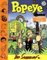 Cover Thumbnail for Popeye Classics (IDW, 2013 series) #4 - King Blozo's Problem