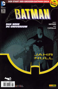 Cover Thumbnail for Batman (Panini Deutschland, 2012 series) #26 (91)