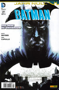 Cover Thumbnail for Batman (Panini Deutschland, 2012 series) #27 (92)