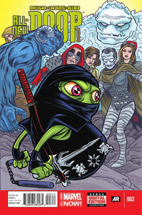 Cover Thumbnail for All-New Doop (Marvel, 2014 series) #3