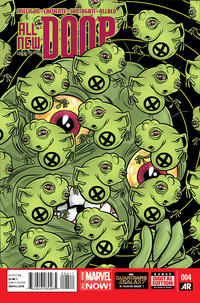 Cover Thumbnail for All-New Doop (Marvel, 2014 series) #4