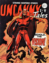 Cover Thumbnail for Uncanny Tales (Alan Class, 1963 series) #64