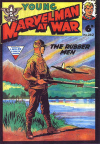 Cover Thumbnail for Young Marvelman (L. Miller & Son, 1954 series) #262