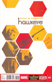Cover Thumbnail for Hawkeye (Marvel, 2012 series) #19