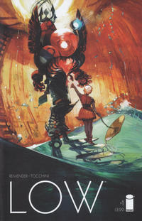 Cover Thumbnail for Low (Image, 2014 series) #1